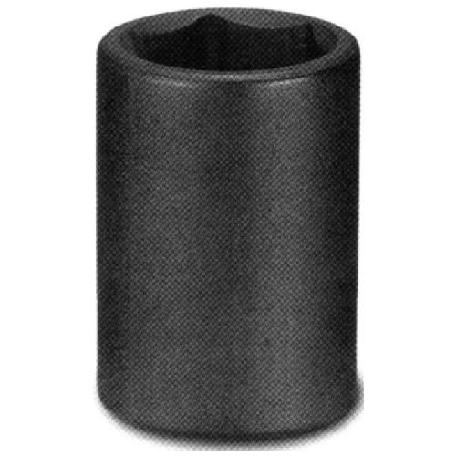 "Regular Impact Socket - Steel - 1/2"" x 5/8"""