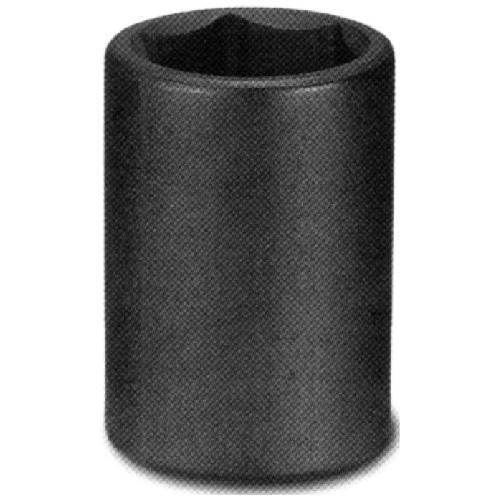 "Regular Impact Socket - Steel - 1/2"" x 11/16"""
