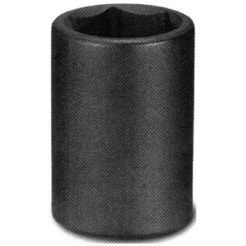 "Regular Impact Socket - Steel - 1/2"" x 3/4"""