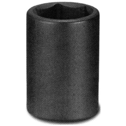 "Regular Impact Socket - Steel - 1/2"" x 13/16"""