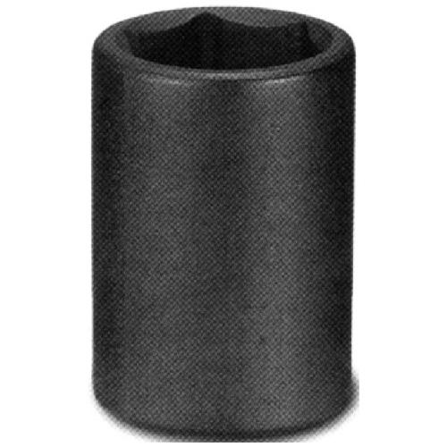 "Regular Impact Socket - Steel - 1/2"" x 1 1/16"""