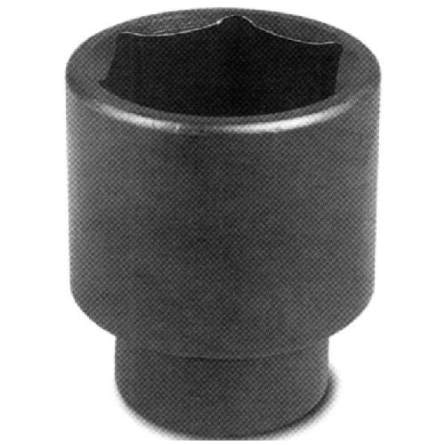 "Regular Impact Socket - Steel - 1/2"" x 1 1/8"""