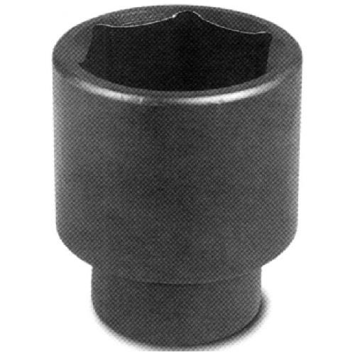"Regular Impact Socket - Steel - 1/2"" x 1 1/2"""