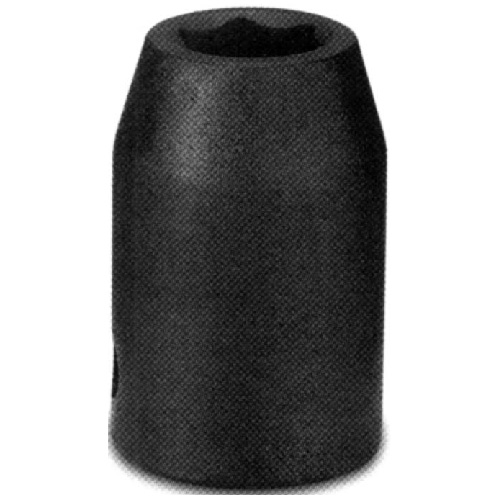 "Regular Impact Socket - Steel - 1/2"" x 14 mm"