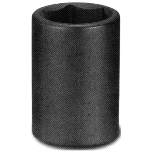 "Regular Impact Socket - Steel - 1/2"" x 22 mm"