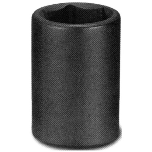 "Regular Impact Socket - Steel - 1/2"" x 23 mm"