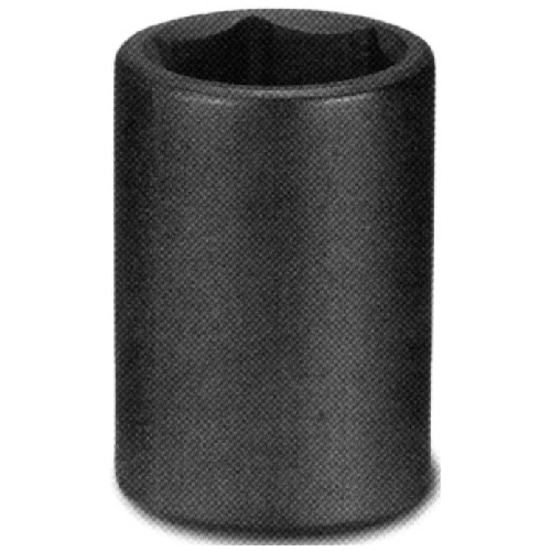 "Regular Impact Socket - Steel - 1/2"" x 25 mm"
