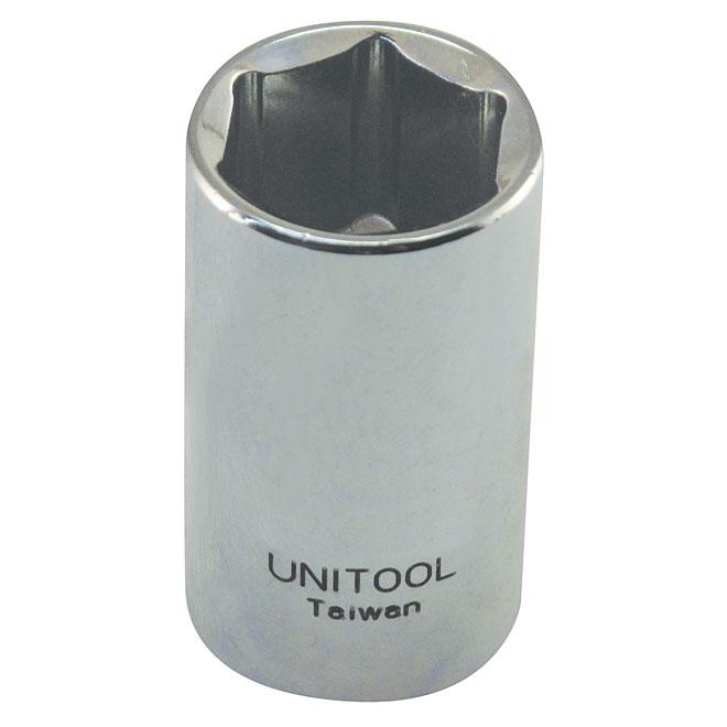 """Regular Socket - Steel - 1/2"""" x 14 mm"""