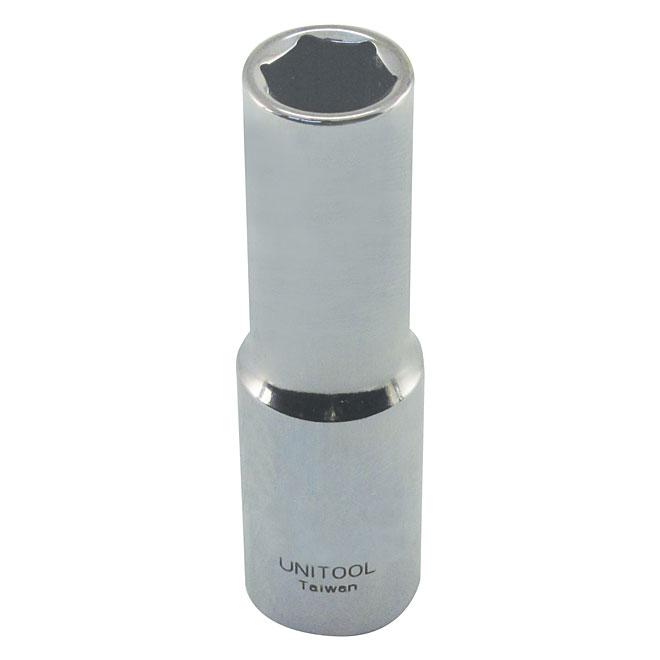 "Deep Socket - Steel - 1/2"" x 13 mm"
