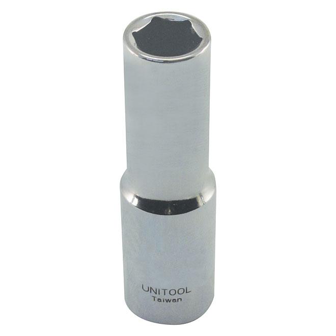 "Deep Socket - Steel - 1/2"" x 14 mm"