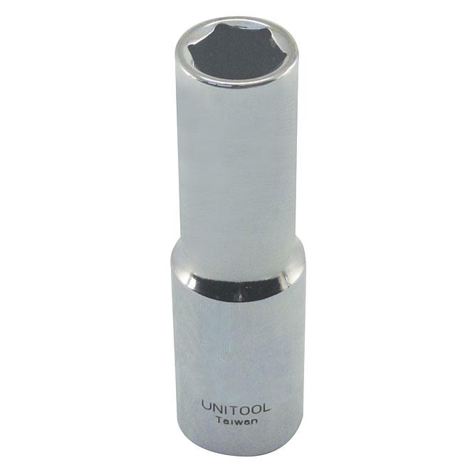 "Deep Socket - Steel - 1/2"" x 18 mm"
