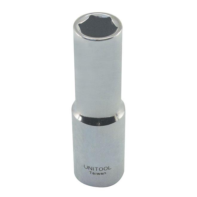 "Deep Socket - Steel - 1/2"" x 20 mm"