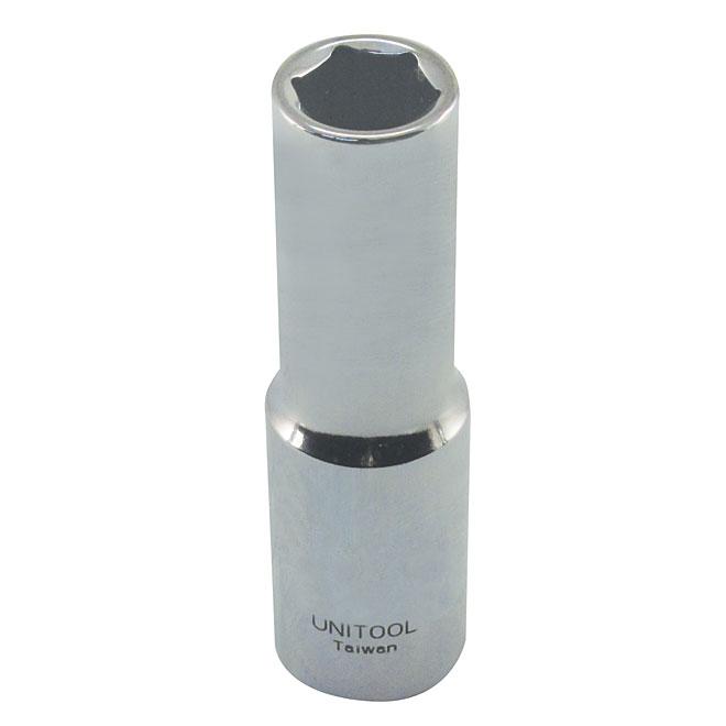 "Deep Socket - Steel - 1/2"" x 22 mm"