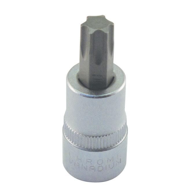 """Torx Bit Socket - Steel - 3/8"""" x T45"""