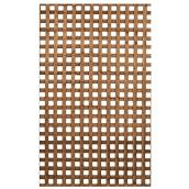 Lattice - Privacy Treated Wood Lattice - 4' x 8'