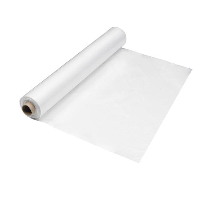 Pellicule plastique multi-usage, 2000 pi², moyen
