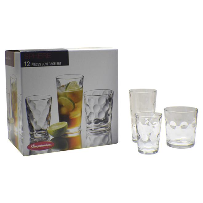 12-Glass Set