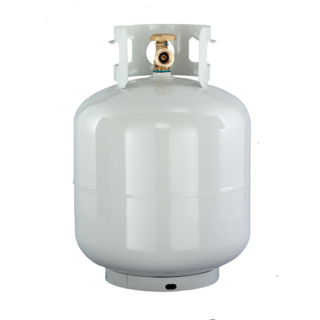 Worthington Propane Gas Cylinder - Steel - 20 lbs