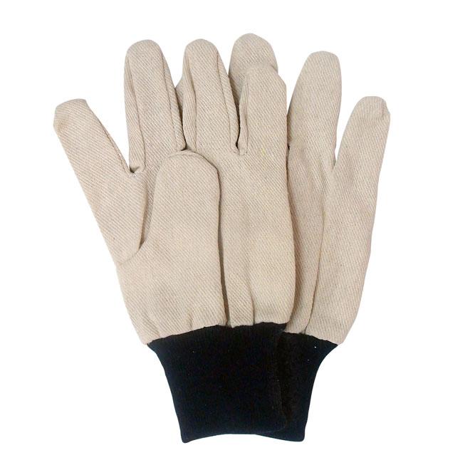 Gants de travail en coton pour homme, G, 6 paires