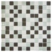 Glass Mosaic Tile - 12
