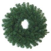 "Artificial Pine Wreath - 24"" - 142 Tips"
