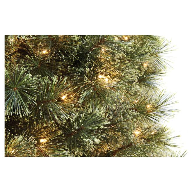 400-Light Christmas Tree - 800 Tips - 7'
