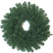 Artificial Wreath - 142 Tips - 24""