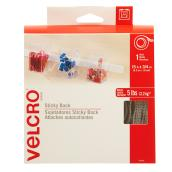 VELCRO® Brand Tape - Self-Adhesive - 15' x 3/4