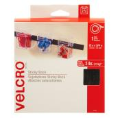 VELCRO® Brand Strip - Self-Adhesive - 15' x 3/4
