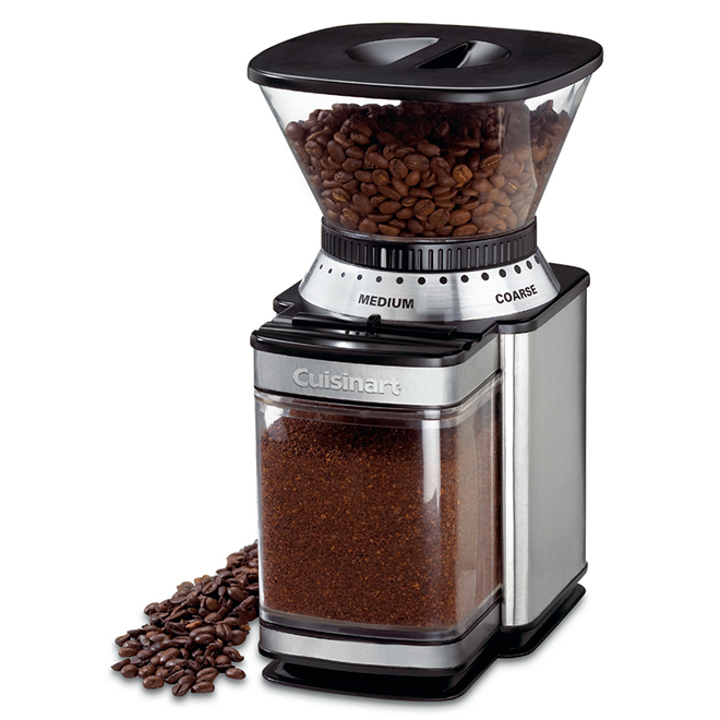 Supreme Grind Automatique Coffee Mill - 18 Grind Settings