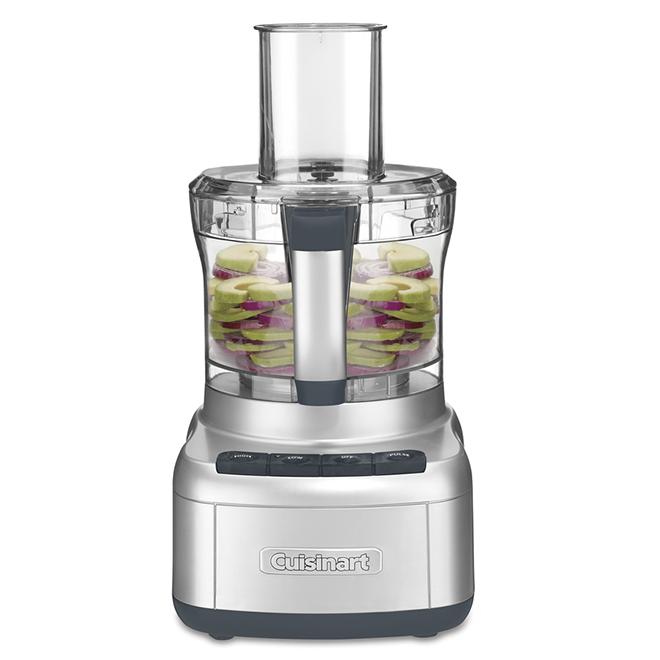 Robot culinaire, Elemental, 8 tasses, acier inoxydable