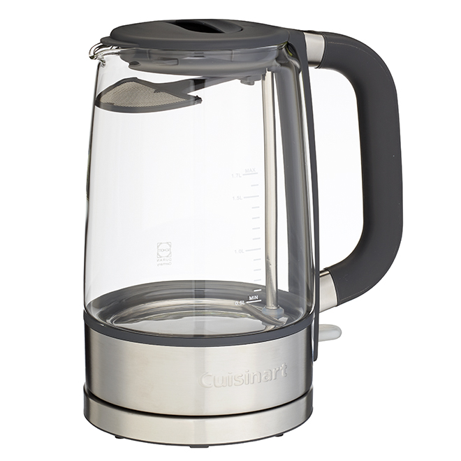 ViewPro Cordless Glass Kettle - 1500 W - 1.7 L
