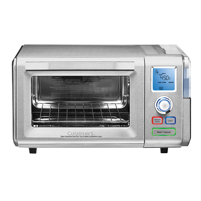 Cuisinart Steam and Convection Toaster Oven - 0.6-cu ft - 1800 W