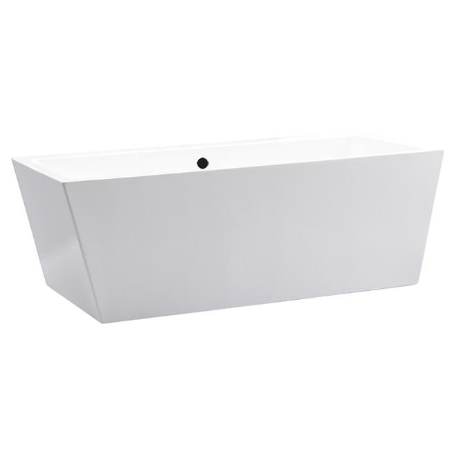 uberhaus freestanding bathtub mv-039nd | rona