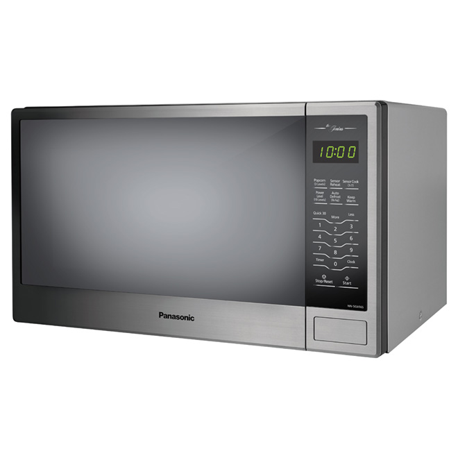 Panasonic Contertop Microwave Oven - Genius(R) - 1.3 cu.ft.