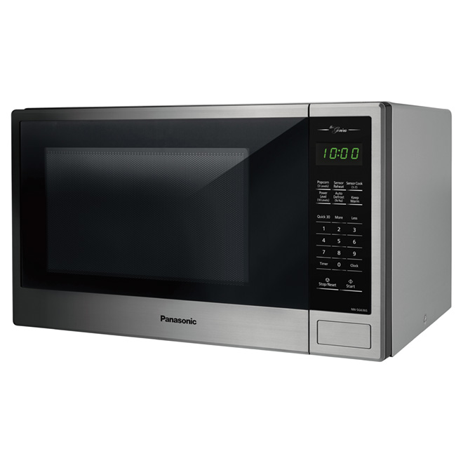 Counter Top Microwave Oven, 1.3 cu. ft. - SS - 1,100 W