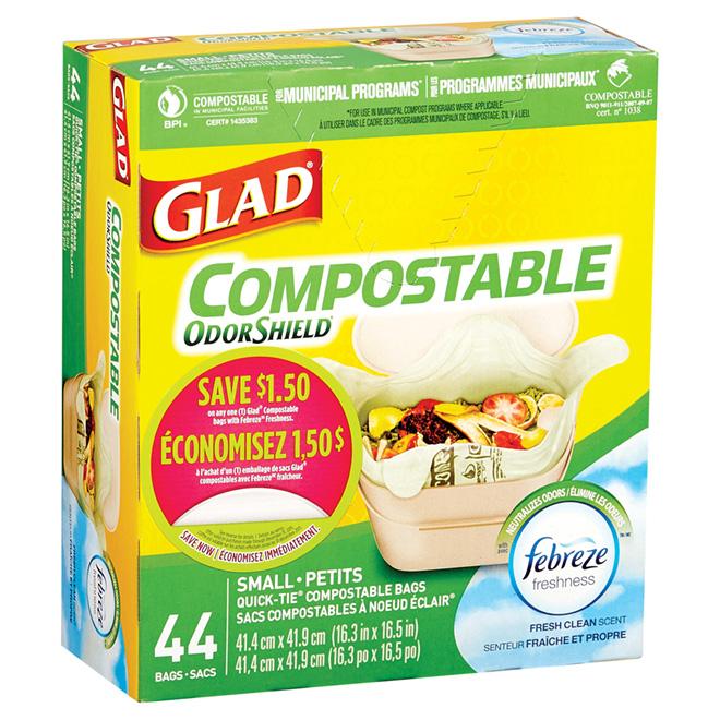 Kitchen Garbage Bag - Biodegradable - Small