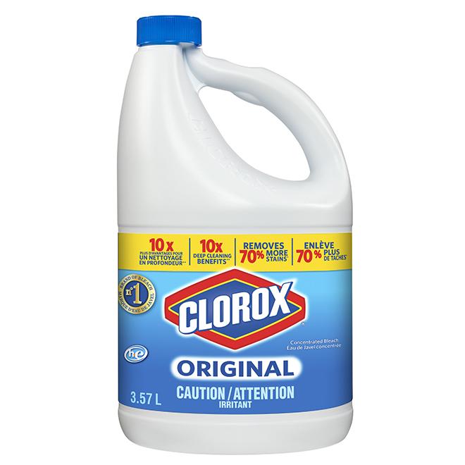 Clorox® Concentrated Bleach - 3.57 L