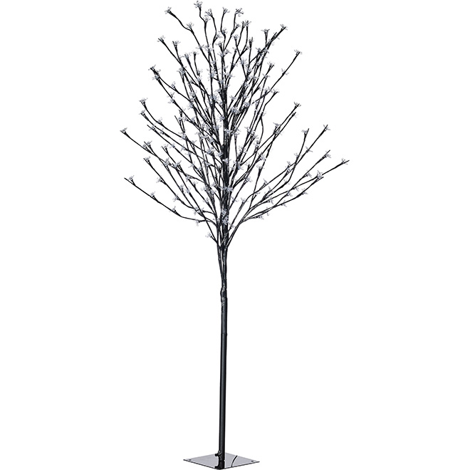 Danson Indoor And Outdoor Lighted Tree 240 Led Lights 57
