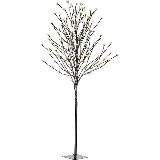 Indoor and Outdoor Lighted Tree - 240 LED Lights - 57""