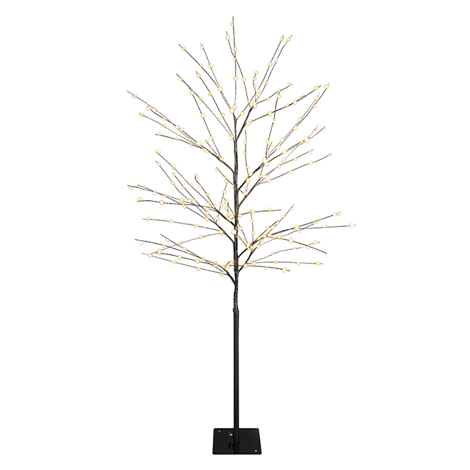 Danson Lighted Tree - 240 LED Lights - Micro-Dots - 59-in
