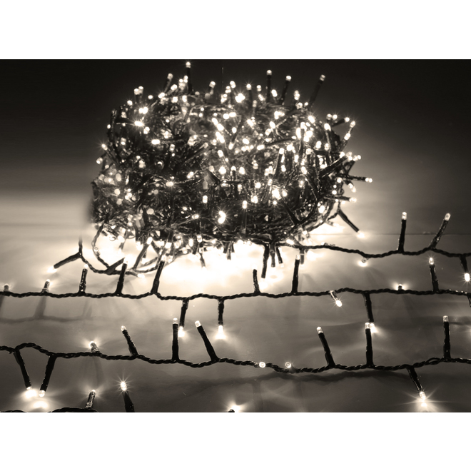Holiday Living Light Set - 500 LED Lights - Warm White