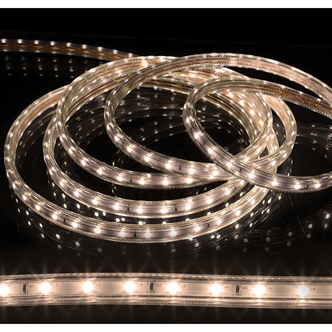 Danson Decor Tape Light - LED - 16.4-ft - 300 Lights - Cool White