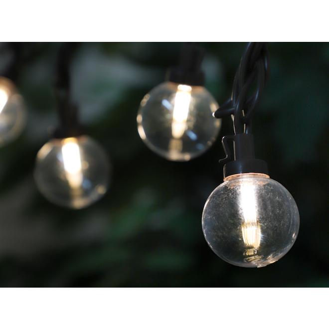 Danson Decor Light Set - 25 LED Lights - G40 - Warm White