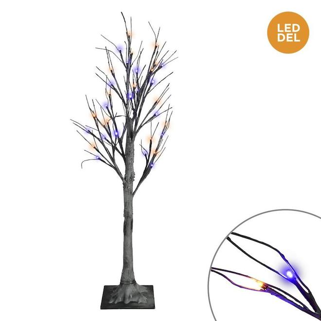 Holiday Living 35-in Pre-Lit Tree LED Lights