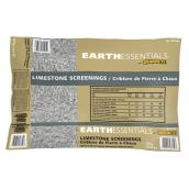 Earthessential Limestone Screenings - 18 Kg - Beige