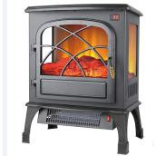 Konwin Electric Stove - 1500 W - Black