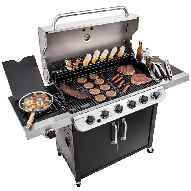Propane Gas Barbecue - 60,000 SKU - 650 sq. in.