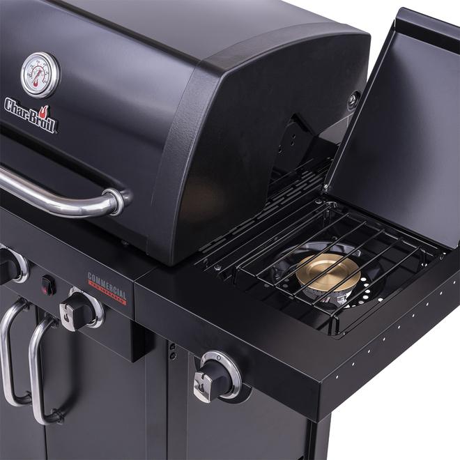Barbecue au gaz avec Tru-Infrared(MC), 420 po², acier