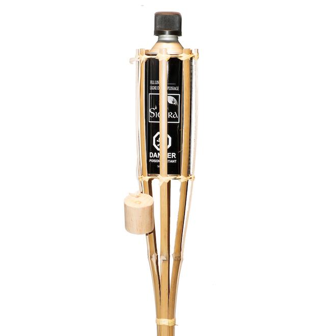 Torche Sierra, 60 po, bambou